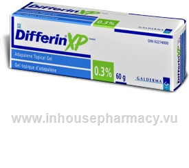 Differin 0.3% Gel 60gm Tube (Adapalene)